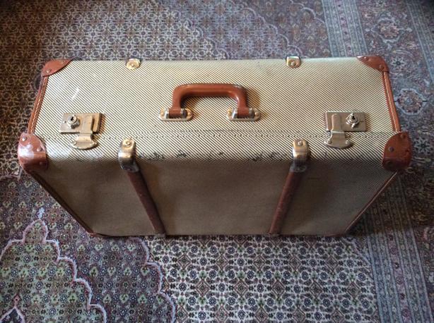 Antique Suit Case