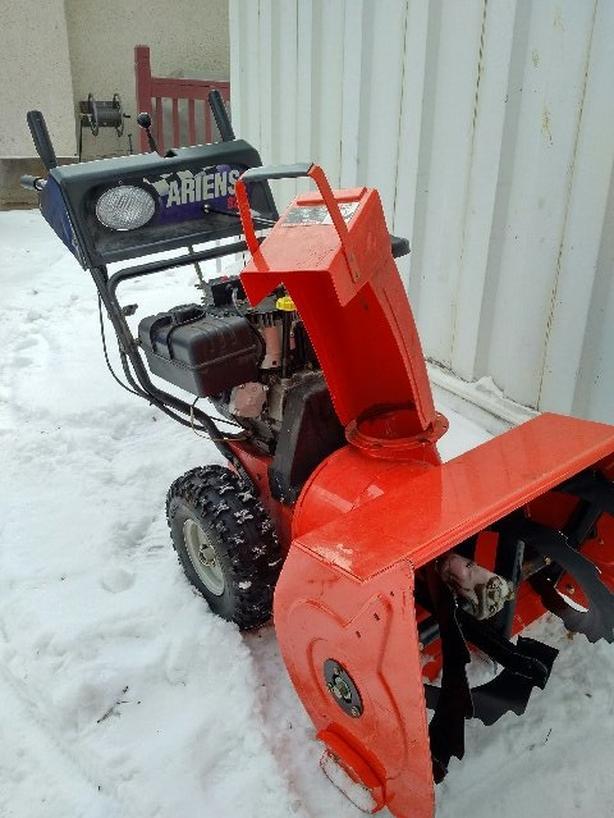 Ariens Snowblower for Sale North Regina, Regina