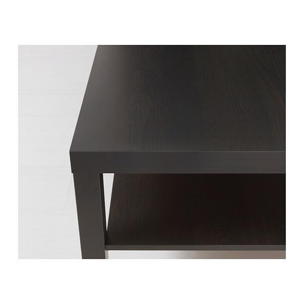 LACK Coffee table, black-brown. new in box.