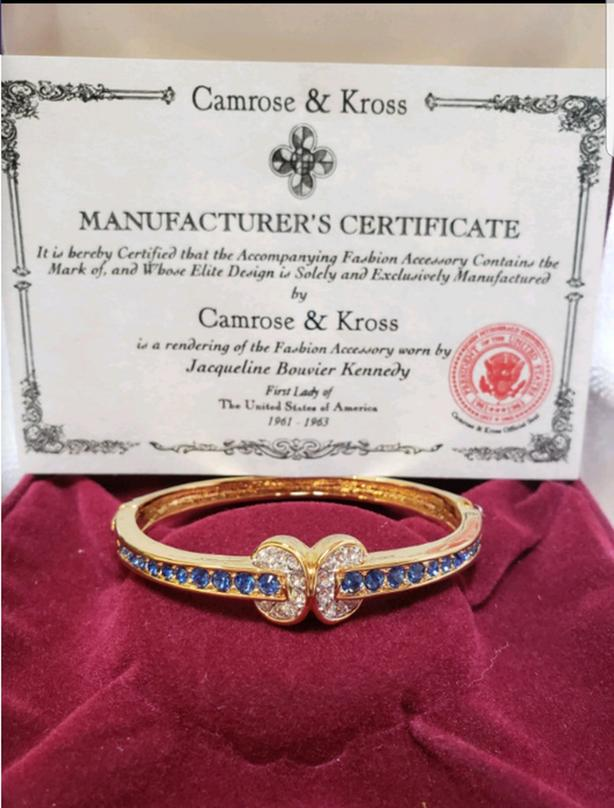 Bangle Bracelet 24k Gold Plated