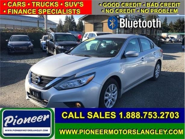 2017 Nissan Altima - Easy Financing - Low Payments!