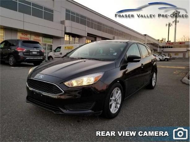 2015 Ford Focus SE  - Bluetooth -  SYNC - $135.93 B/W