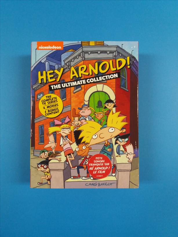 Hey Arnold!: The Ultimate Collection (Brand New)