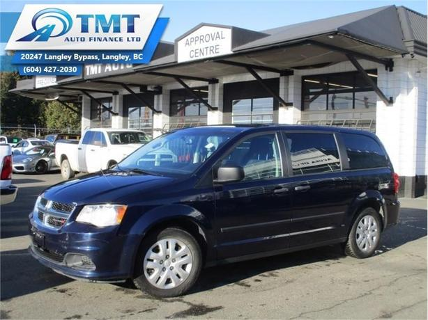 2016 Dodge Grand Caravan Canada Value Package  - $110.69 B/W
