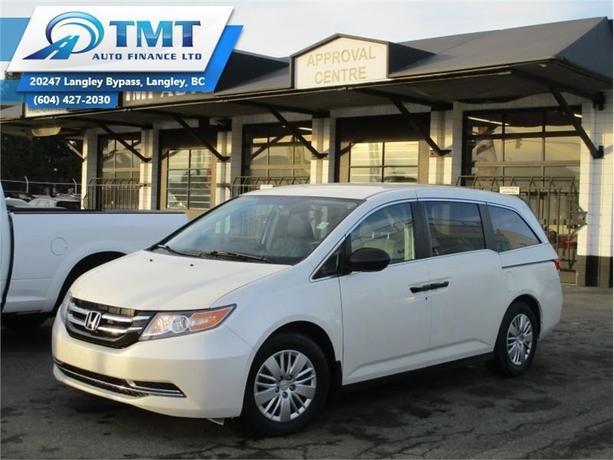 2014 Honda Odyssey LX  - Bluetooth - $152.76 B/W