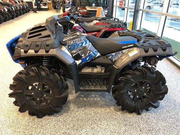 2017 Polaris 1000 HiLifter (DEMO)