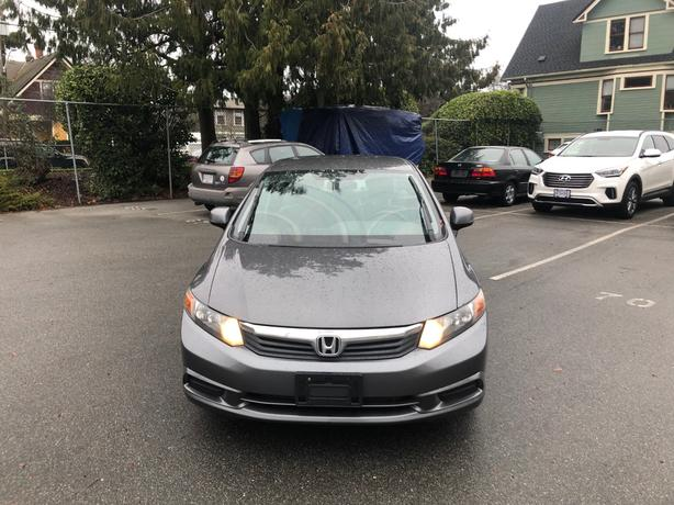 2012 Honda Civic Econ With Only 80000km Victoria City Victoria