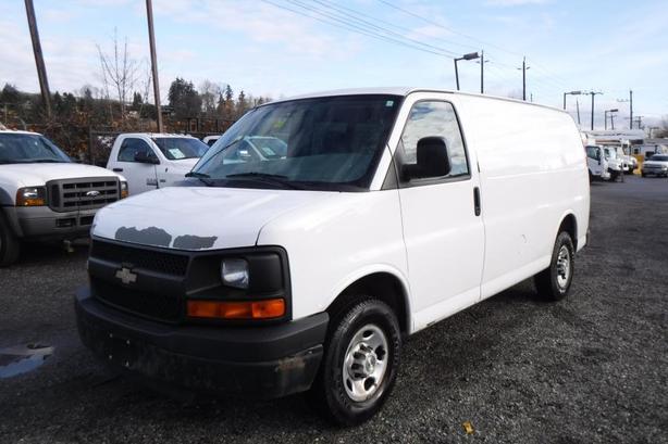 2007 Chevrolet Express 2500 Cargo Van