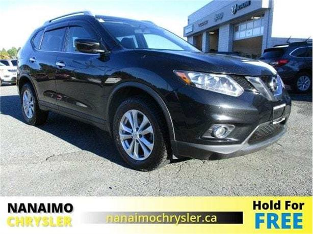 2016 Nissan Rogue SV No Accidents Power Sunroof