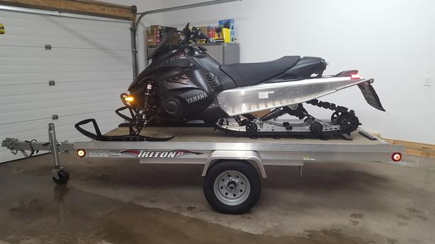 **BEST SLED PACKAGE** 2013 Yamaha Nytro XTX