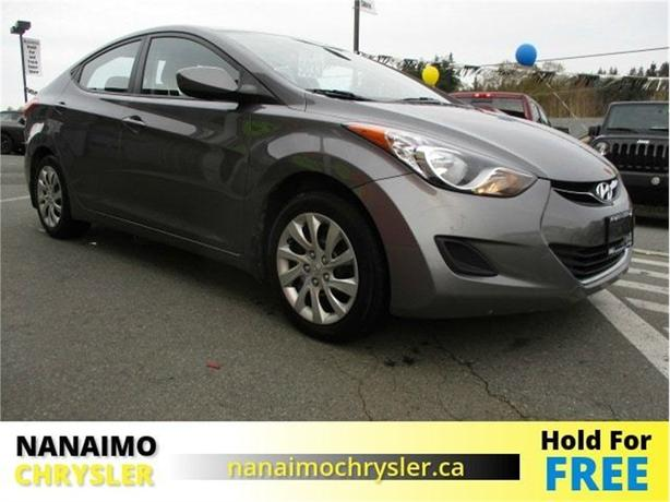 2012 Hyundai Elantra GL Heated Seats BlueTooth
