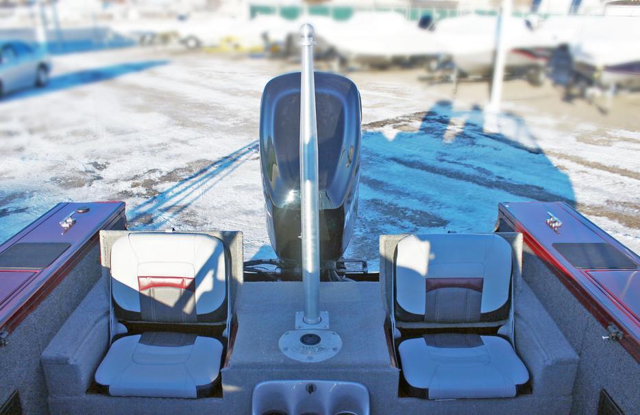 $30,995 · 2011 Tracker Targa V18 CB w/Mercury 150Hp Optimax