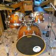 Gretsch and Zildjian Drum Set