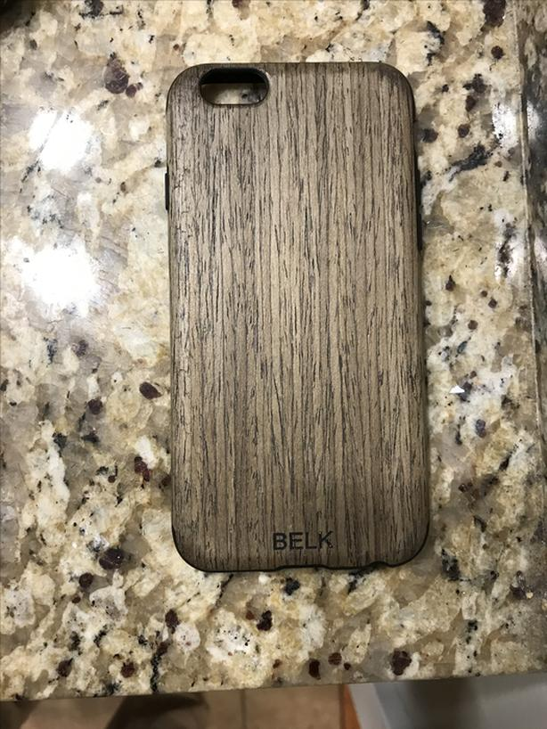 official photos f1453 87b42 WOOD BELK IPHONE 6/6S CASE*~* West Shore: Langford,Colwood,Metchosin ...