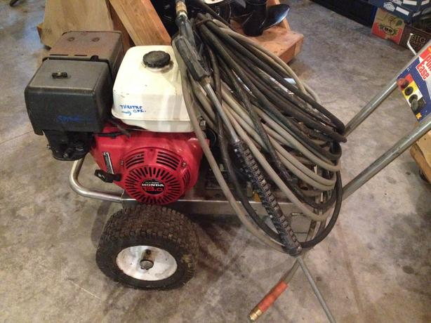 13hp honda  gx 390,pressure washer