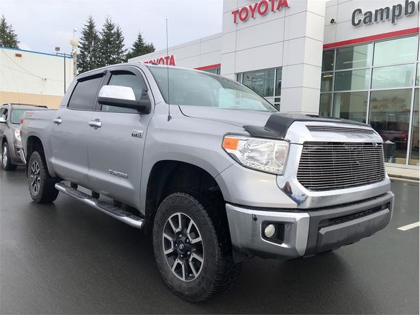 2016 Toyota Tundra TRD Off-Road, /w bluetooth, siriusXM, level kit, T