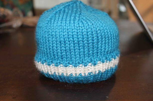Pure wool NEW newborn hat
