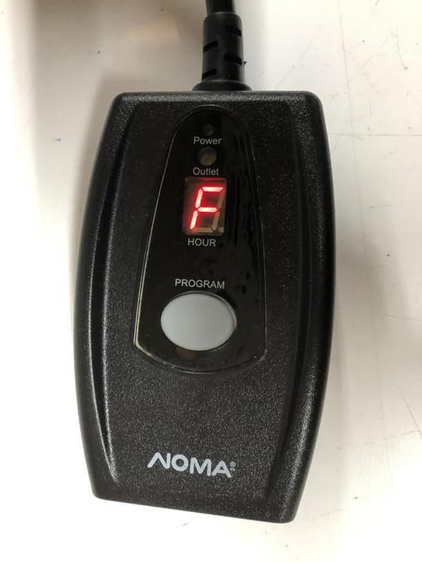 Noma Outdoor Lighting Timer 1 Outlet Saanich Victoria Mobile
