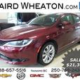 2016 Chrysler 200 S AWD, Stylish and Comfortable