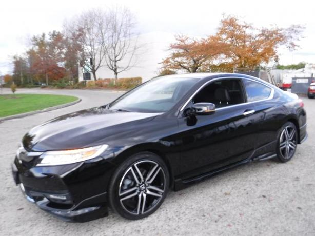 2016 Honda Accord EX-L Touring V6 Coupe