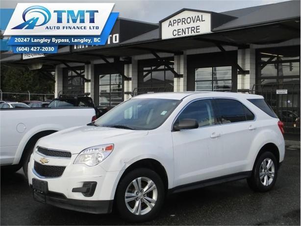 2015 Chevrolet Equinox LS  - Bluetooth -  SiriusXM - $117.21 B/W