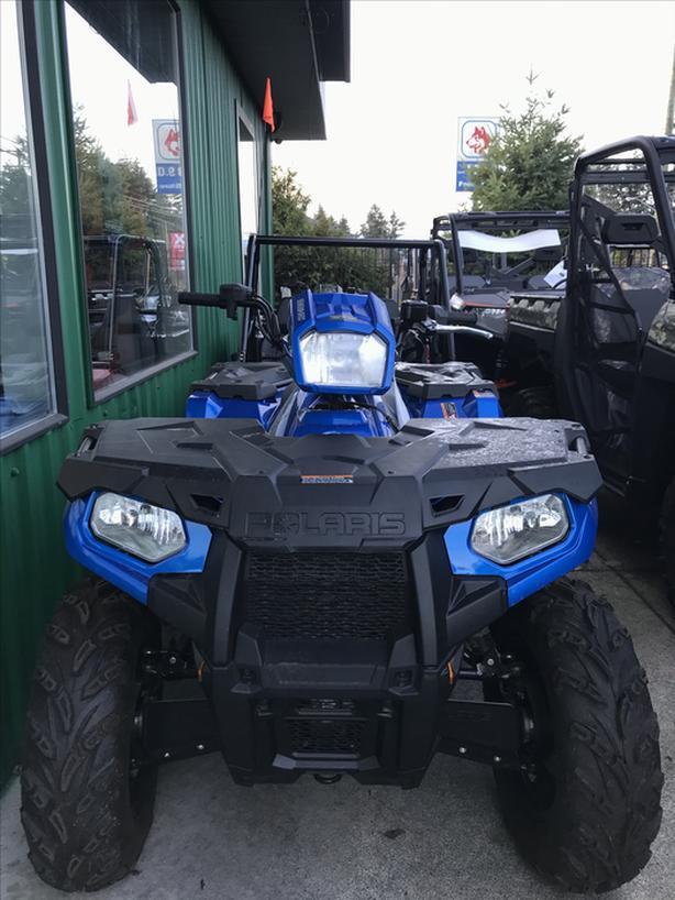 2018 POLARIS SPORTSMAN 570 SP ATV