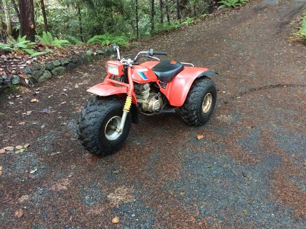  Log In needed $750 · Honda ATC 200 3 Wheeler ATV