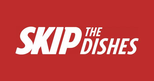 50% OFF Skip the Dishes Gift Cards $100-$500