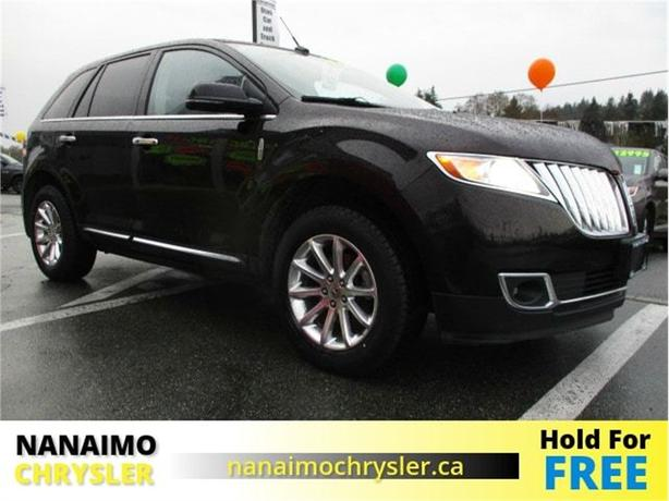 2013 Lincoln MKX Base No Accidents Navigation