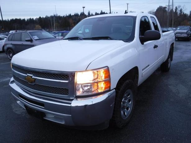 2012 Chevrolet Silverado 1500 LT Ext. Cab 6.5 Ft. Box 2WD