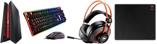 Asus G20 (G20AJ-CA006S) ROG Republic Of Gamers Desktop, 3.2 GHz Intel i5-4460, 8
