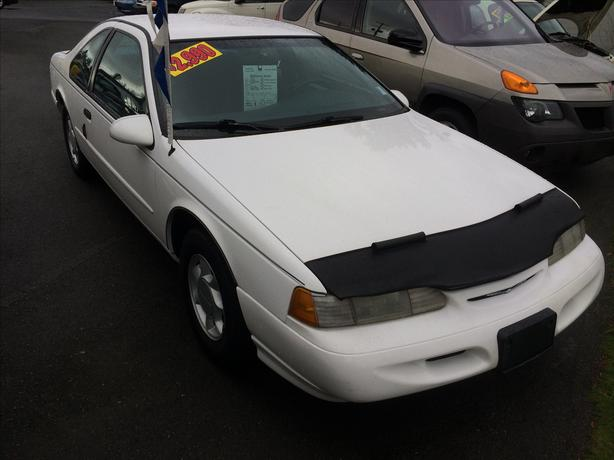 Like New 99k 1994 Ford TBIRD V6 Auto pw pl WILLIAMS COLWOOD