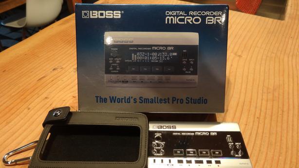 Boss Micro BR Recorder/trade