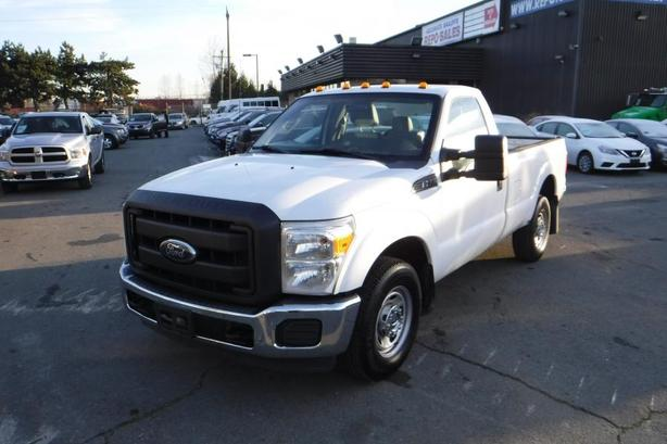 2011 Ford F-350 SD XL Regular Cab Long Box 2WD