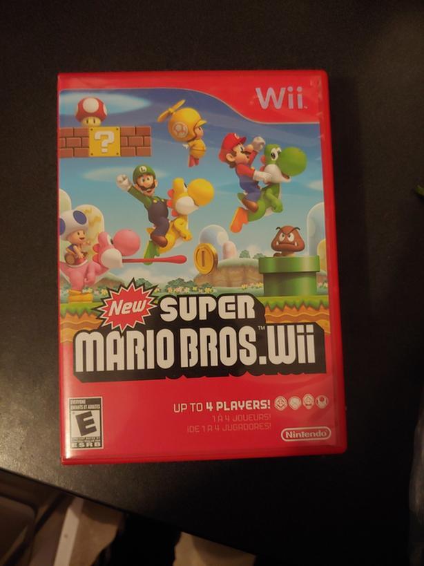 New Super Mario Bros Wii/Wii U Saanich, Victoria