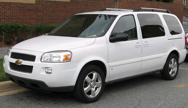2009 Chevrolet Uplander LS WILLIAMS COLWOOD ON SALE NOW