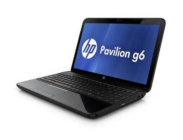 LAPTOP HP G6 AMD E-450 4gb 500gb WEBCAM WIN7 140$