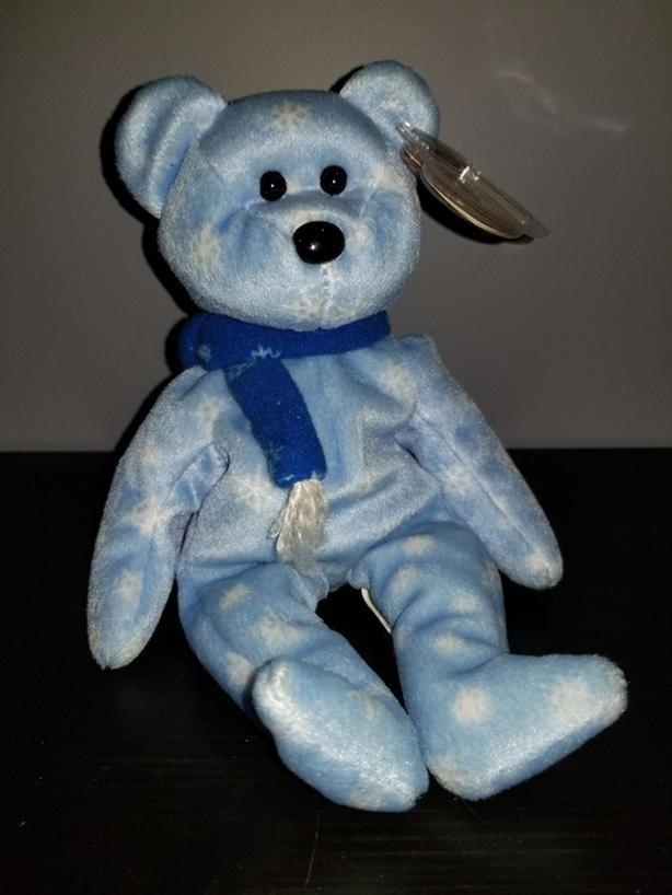 c6169fa4dc5 TY Beanie Baby Christmas Bears Central Saanich