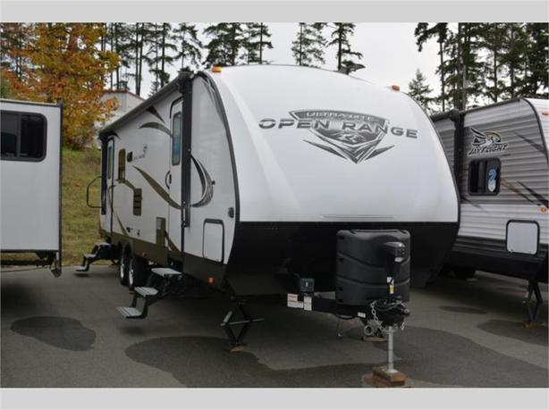 2019 Highland Ridge RV Open Range Ultra Lite UT2710RL