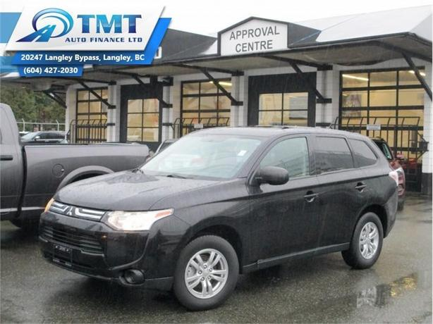 2014 Mitsubishi Outlander UNKNOWN  - Bluetooth - $109.39 B/W