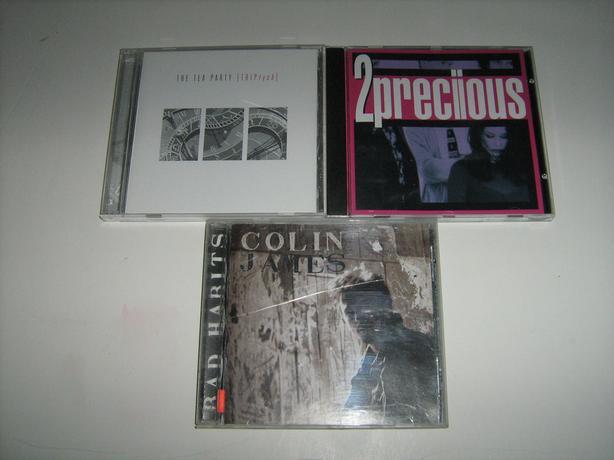 3 CD,S @$3 ea.