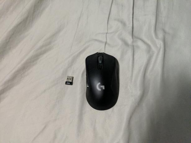 Logitech G403 wireless gaming mouse Saanich, Victoria