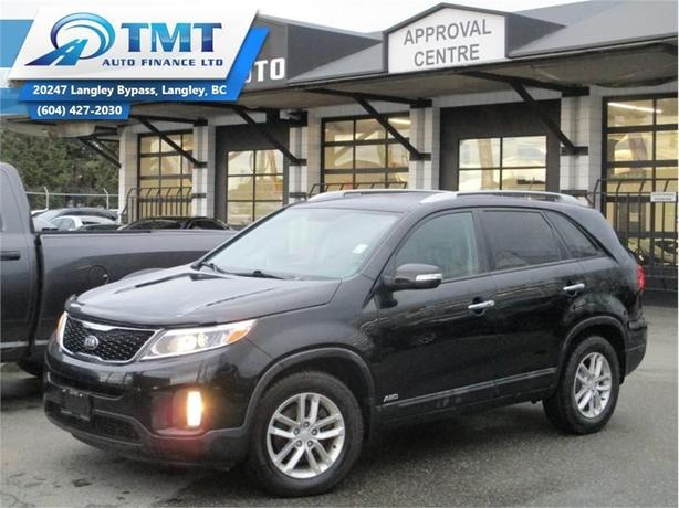2017 Kia Sorento LX  - Bluetooth -  Heated Seats - $133.92 B/W