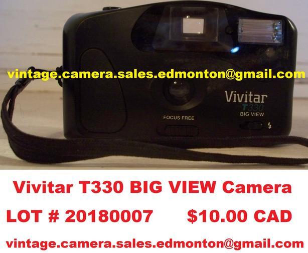 Vivitar T330 BIG VIEW Camera