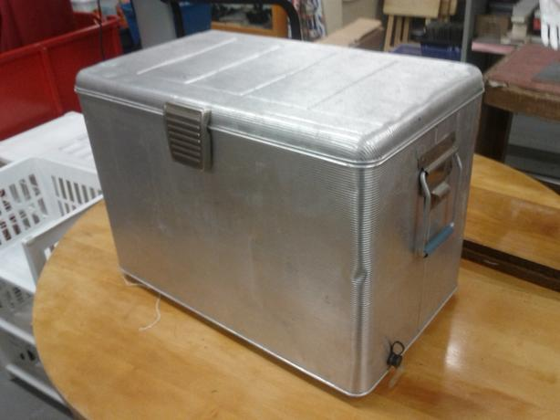  Log In needed $88 · Vintage Poloron Cooler
