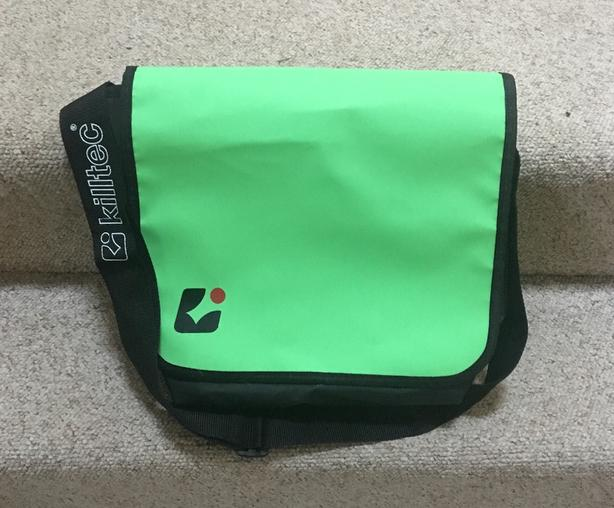 Killtec (Germany) Messenger Shoulder Bag  Waterproof