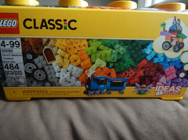 LEGO Classic 10696 (484 pieces) 100% Complete With Box