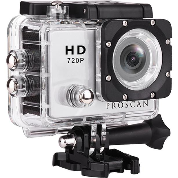 New in Box WaterProof Action Camera HD 720P ProScan PAC2000