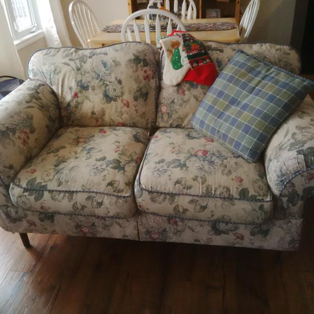 FREE: Couch and loveseat