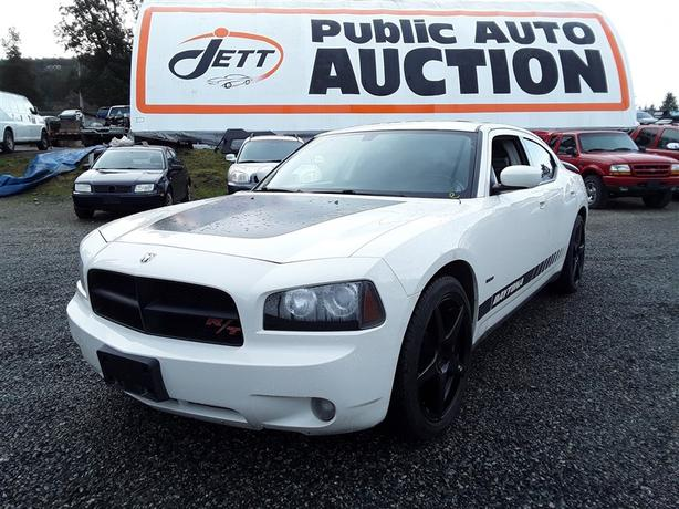 2009 Dodge Charger 5 7l V8 Hemi Engine Unit Loaded With Features